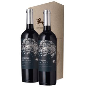 Odfjell Vineyards 2 Orzada Ca 750 Ml/ Pack