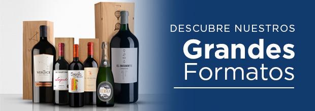 Nuestra Selecion de Vinos y Licores de Grandes Volumen
