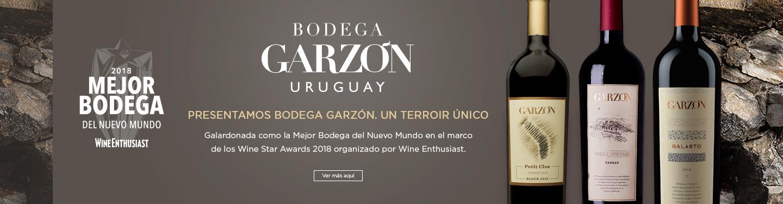 Bodega Garzón Uruguay
